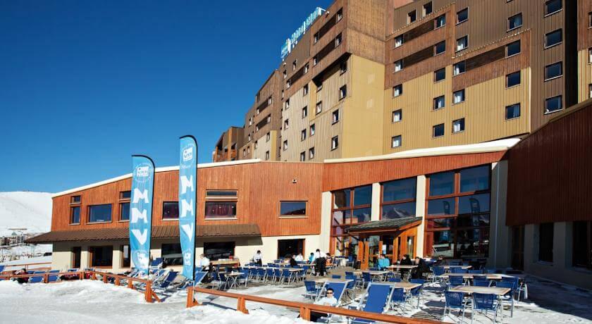 Hotel Club MMV - Alpe d'huez
