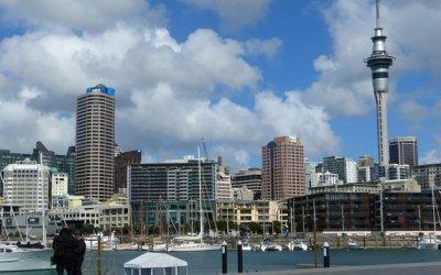 sejour à Auckland
