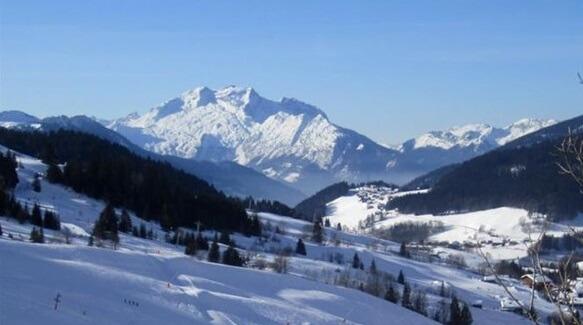 Le Grand Bornand - Vacances scolaires d'hiver