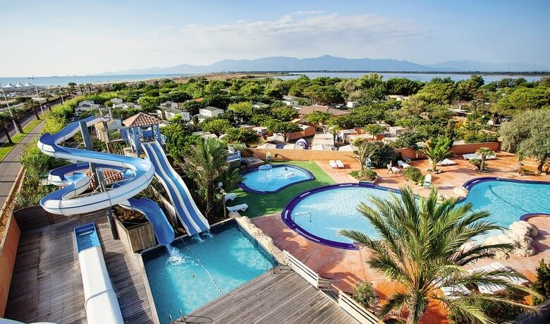 Camping Homair Le Canet