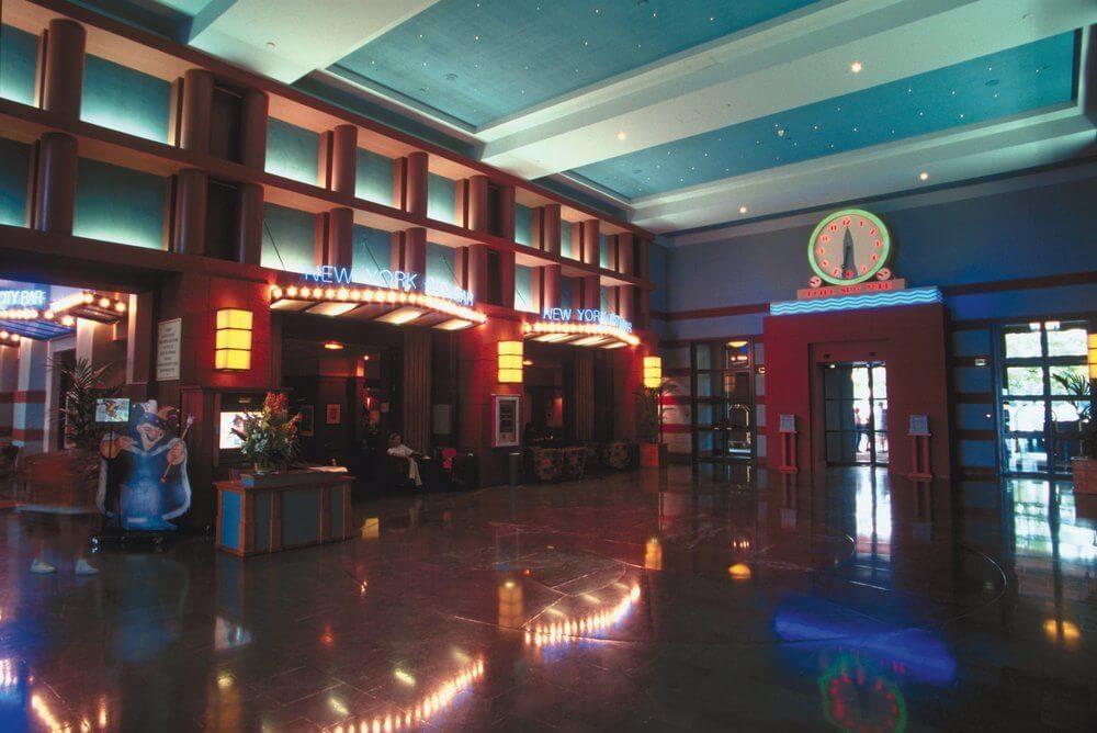 Hotel New York Disney