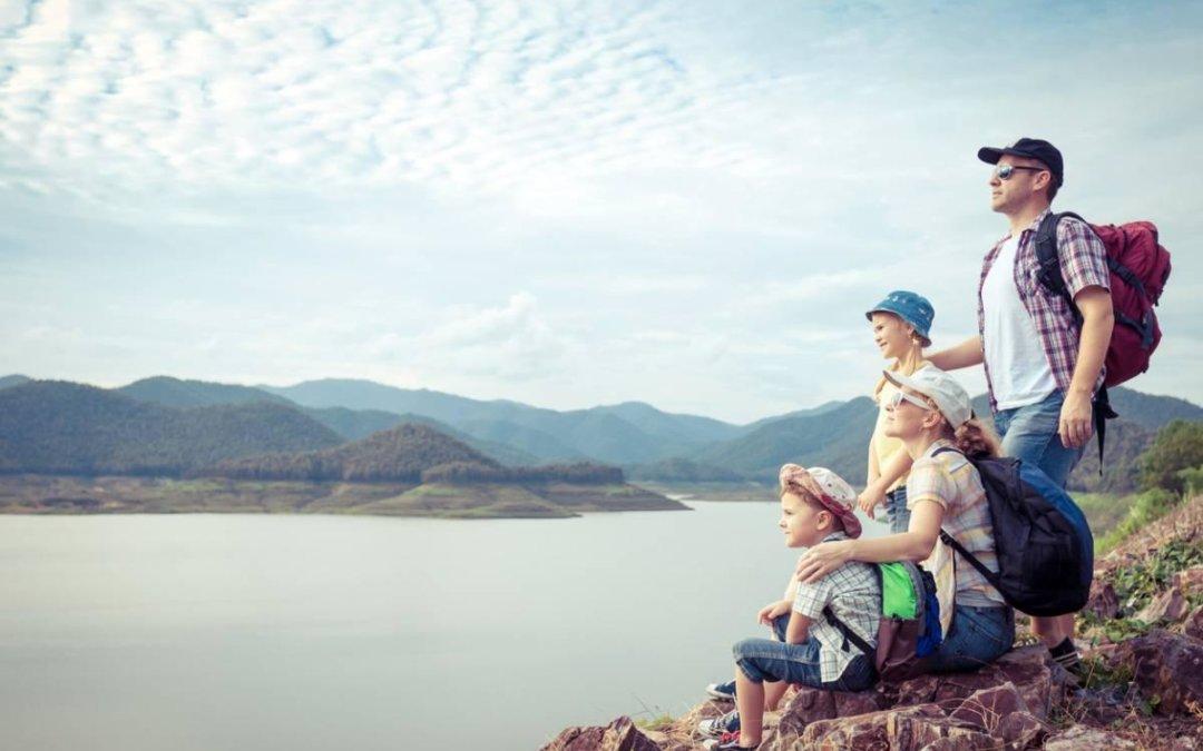 Renforcez les liens familiaux : faites du sport en famille !