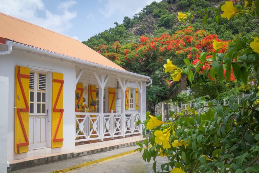 gîte en Guadeloupe
