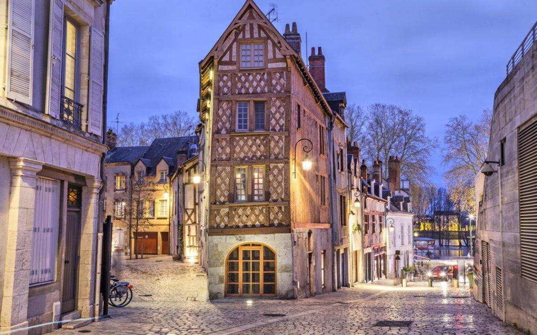 Tourisme à Orléans: où loger?